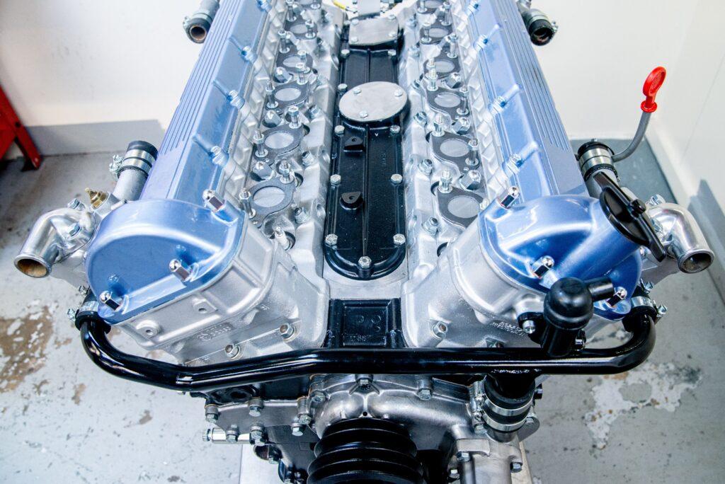 mass-racing-jaguar classic engines XJ12