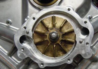 Alfa T33 engine waterpump