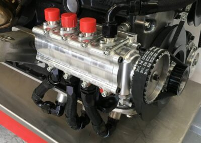 BMW M30 race engine