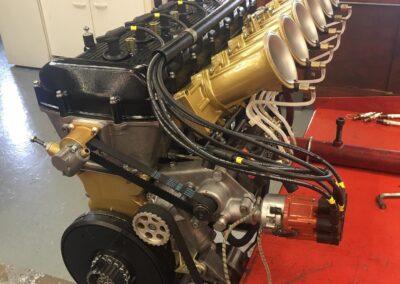 BMW M49 Race Engine