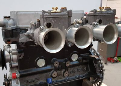 Ford Cosworth Pre Crossflow Engine