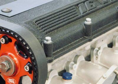 Peugeot MI16 Rally Engine