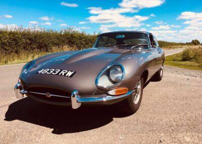jaguar etype coupe