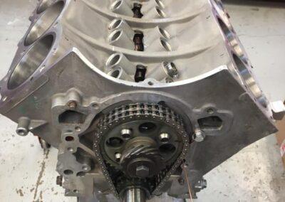 rover v8 build